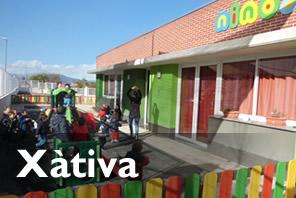 ninos escuela infantil de xativa