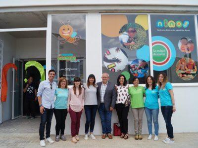 Ayora inaugura su primer centro de educación homologado