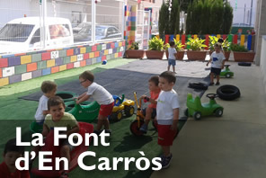 ninos escuela infantil municipal de la font d'en carros